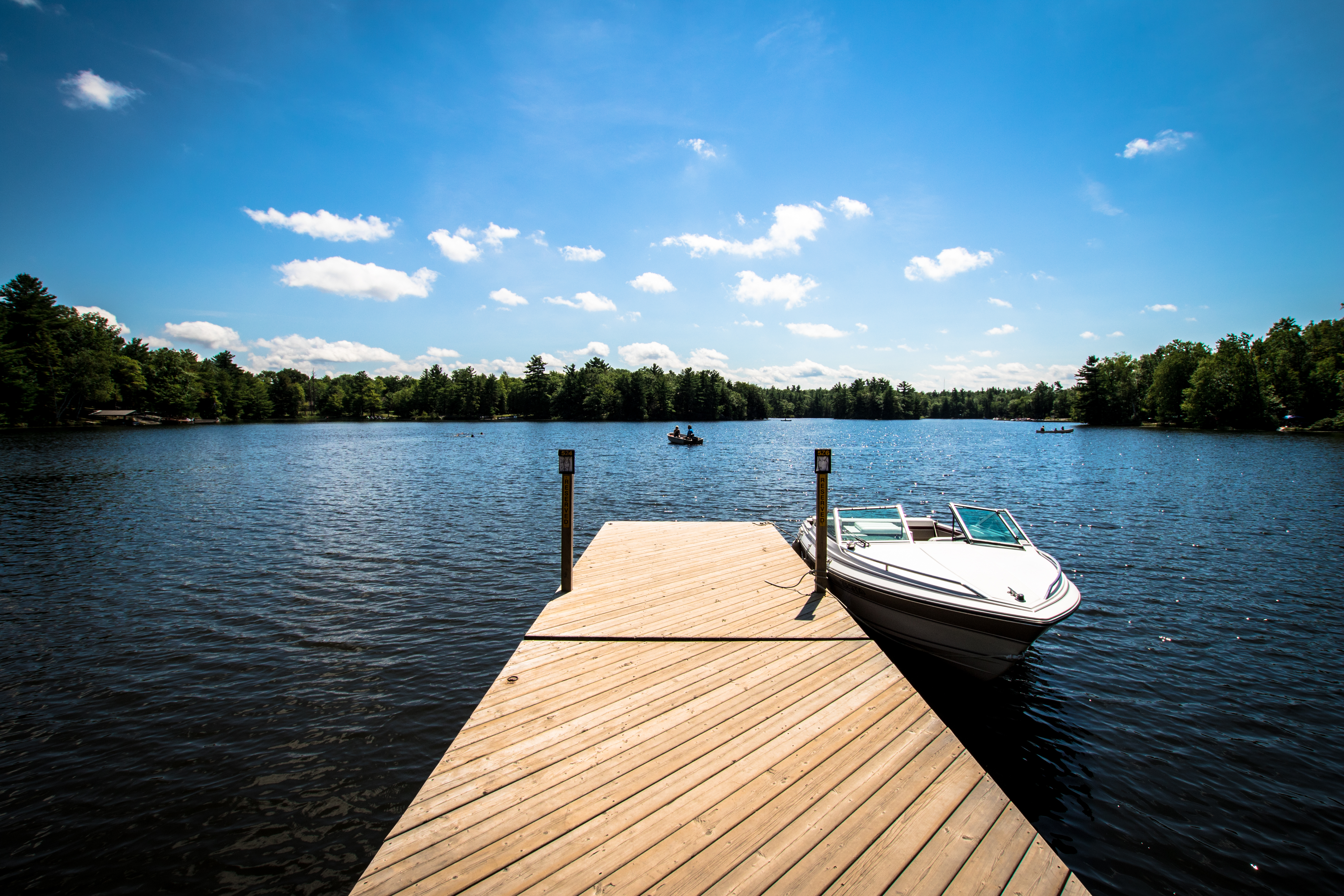 five things to consider before building a boat or fishing pier in virginia