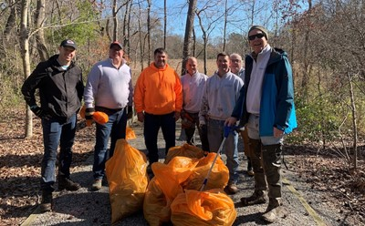 waterfront team lynnhaven cleanup